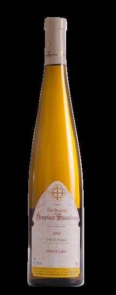 Pinot Gris au château Beblenheim