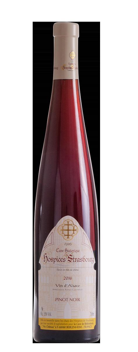 Pinot Noir 2016 Cave vinicole de Beblenheim