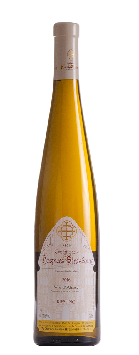 Riesling 2017 Cave vinicole de Beblenheim