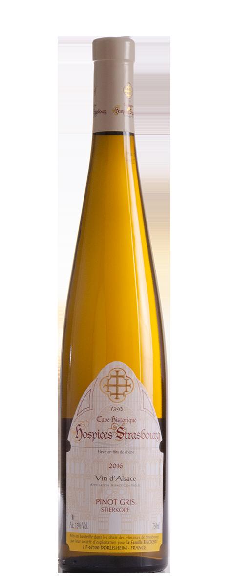 Pinot Gris Stierkopf 2016