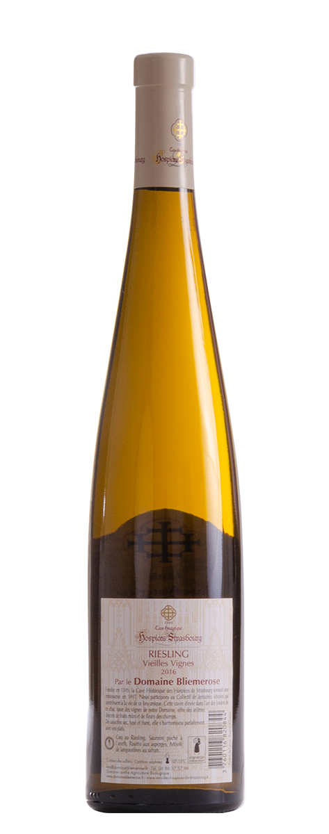 Riesling 2016 Domaine Bliemerose