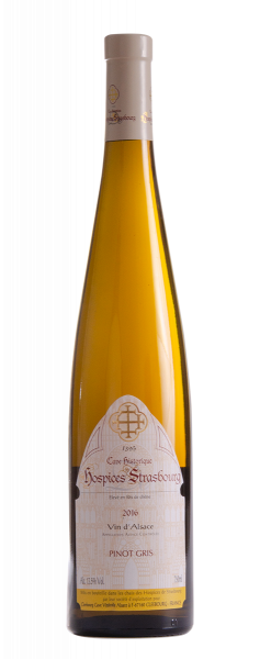 Pinot Gris 2016 Cleebourg