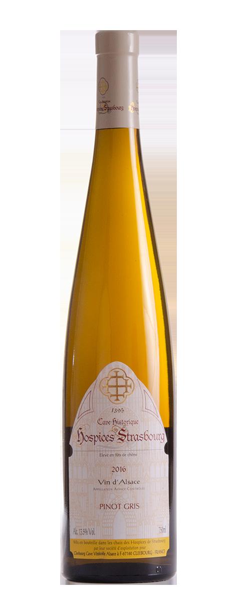 Pinot Gris 2016 Cave de Cleebourg