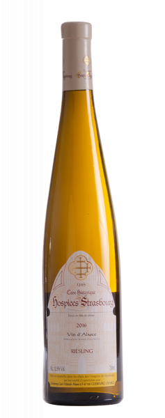 Cave de Cleebourg Riesling 2016