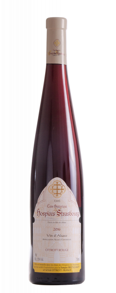Pinot Noir Ottrott rouge 2016
