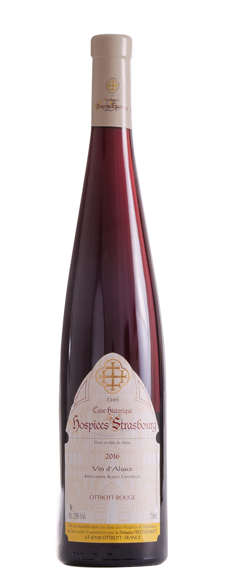 Pinot Noir 2016 Domaine Fritz-Schmitt