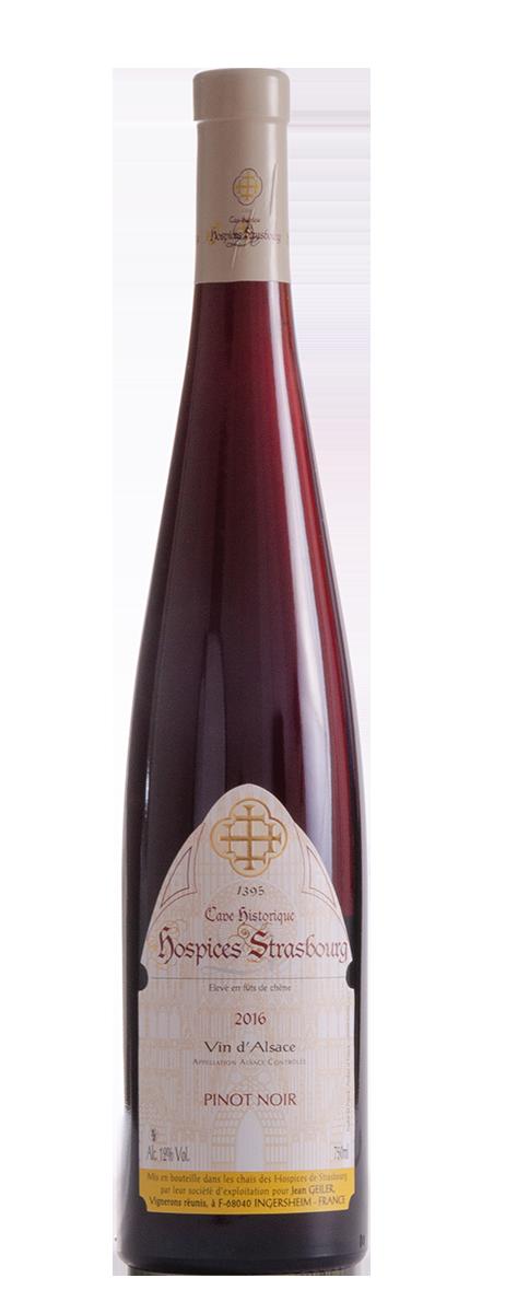 Pinot Noir 2018 Cave Jean Geiler
