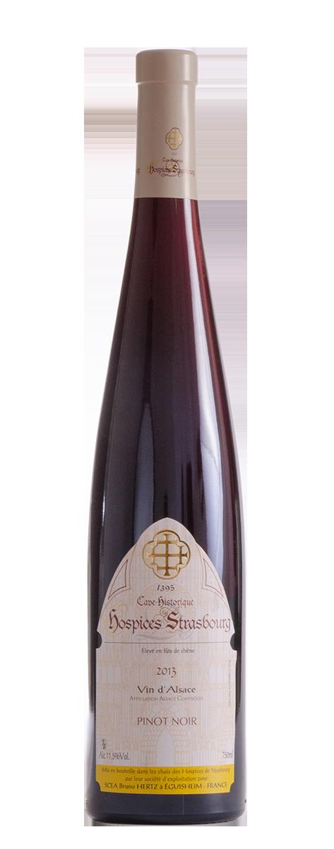Pinot Noir 2013 Domaine Bruno Hertz