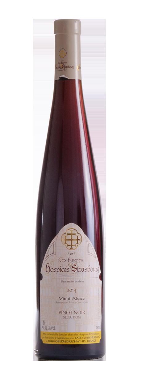 Pinot Noir 2014 Domaine Sylvain Hertzog