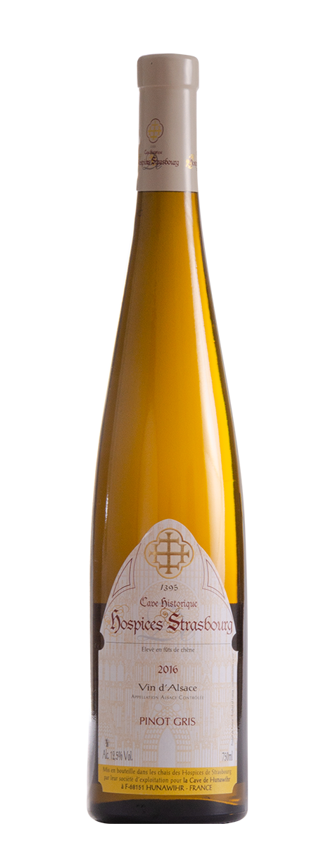 Pinot Gris 2016 Cave de Hunawihr