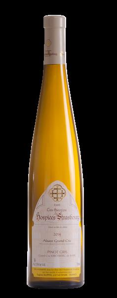 Pinot Gris Grand Cru Kirchberg 2014