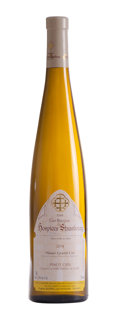 Pinot Gris 2014 Maison Klipfel