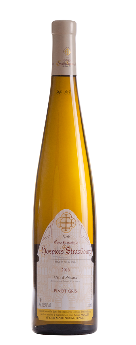 Pinot Gris 2016 Domaine Xavier Muller