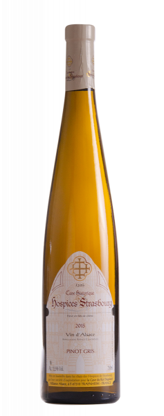 Pinot Gris Roi Dagobert Traenheim 2015