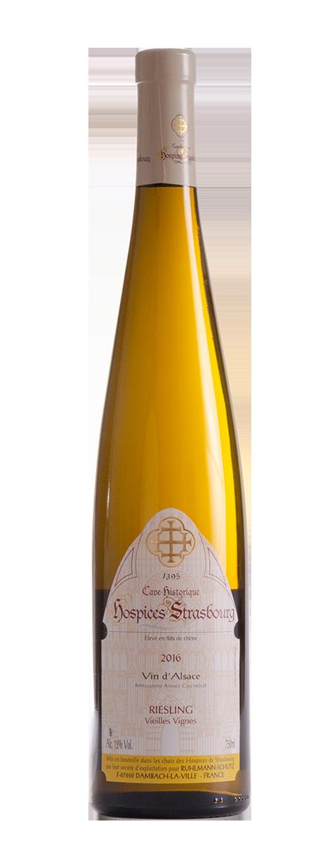 Riesling 2017 Les vignobles Ruhlmann-Schutz