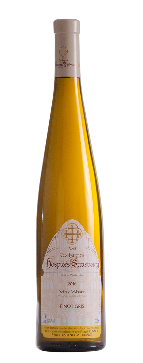 Pinot Gris 2016 Domaine François Runner & fils