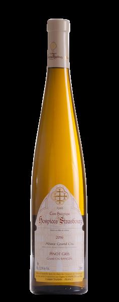 Pinot Gris Grand Cru Rangen 2016