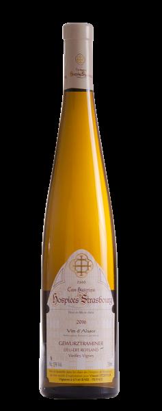 Gewurztraminer Lieu Dit Rotland Vieilles Vignes 2016