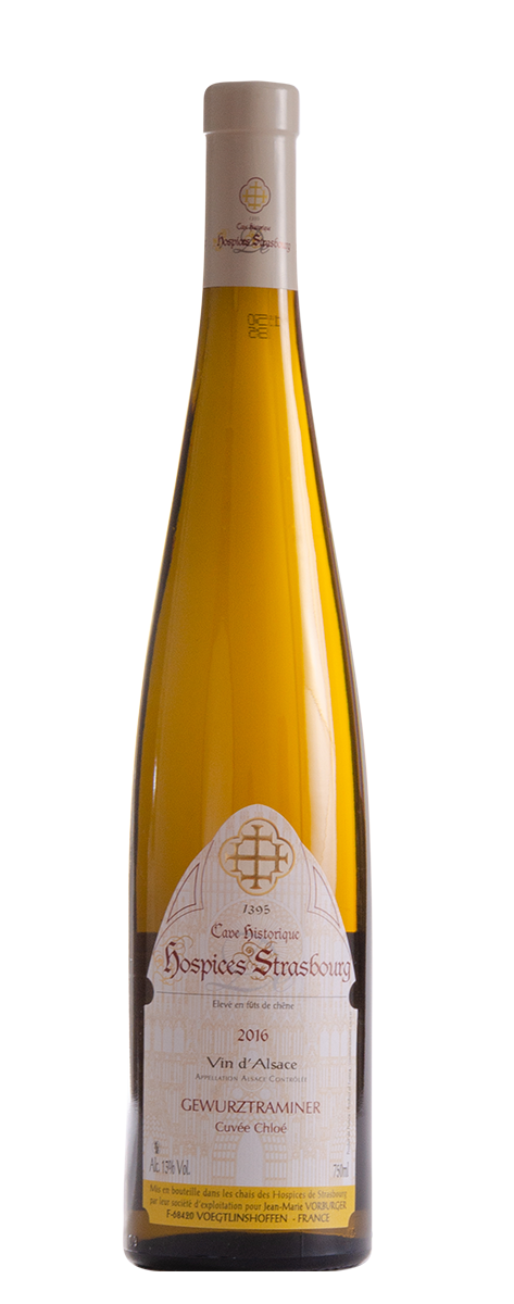 Gewurztraminer 2016 Vignoble Vorburger-Meyer
