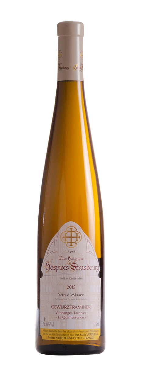 Gewurztraminer 2015 Vignoble Vorburger-Meyer