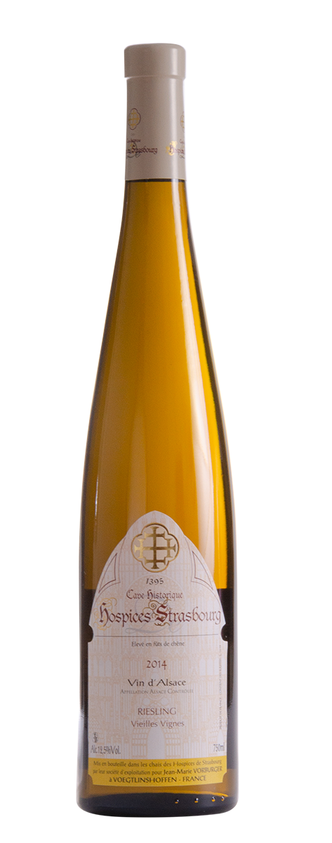 Riesling 2014 Vignoble Vorburger-Meyer