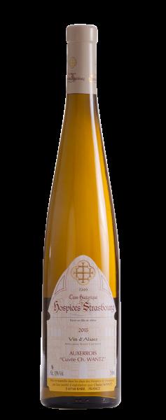 Auxerrois Cuvée Ch. Wantz 2015