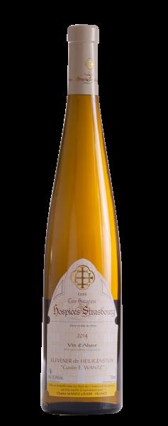 Klevener de Heiligenstein Cuvée E. Wantz 2014.