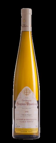 Klevener de Heiligenstein Cuvée E. Wantz 2016