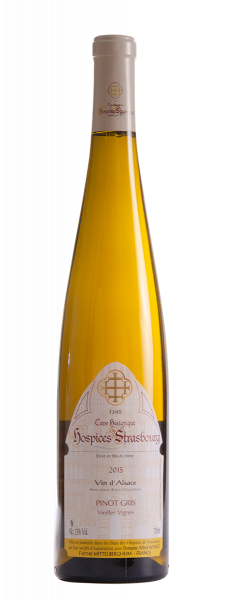 Pinot Gris Vieilles Vignes 2015