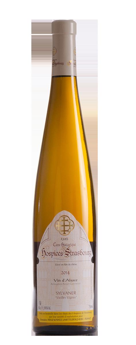 Sylvaner Vieilles Vignes 2014