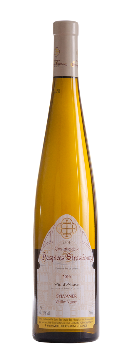 Sylvaner Vieilles Vignes 2016
