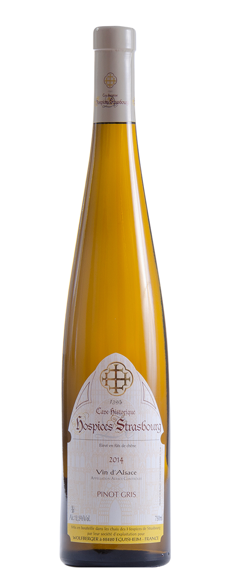 Pinot Gris 2014 Wolfberger