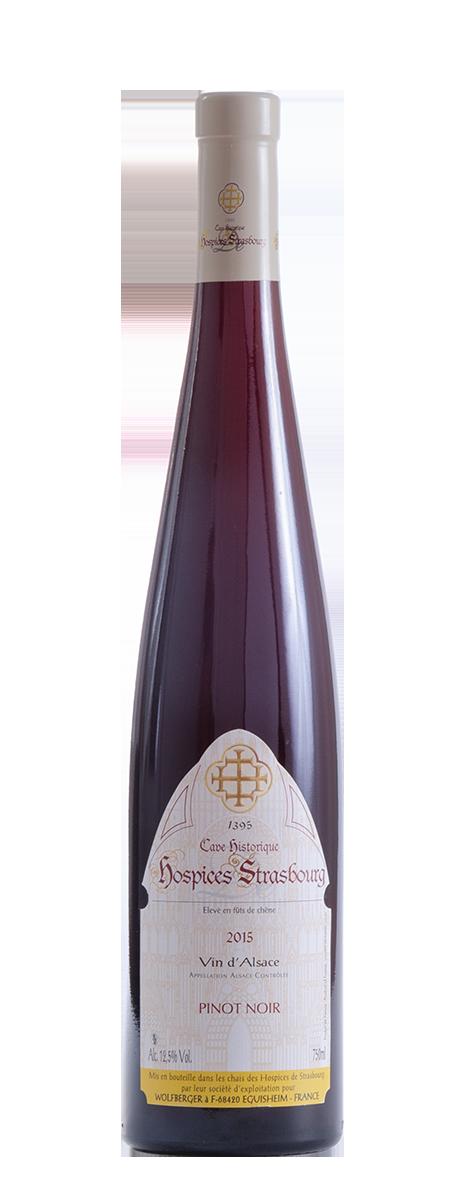 Pinot Noir 2015 Wolfberger